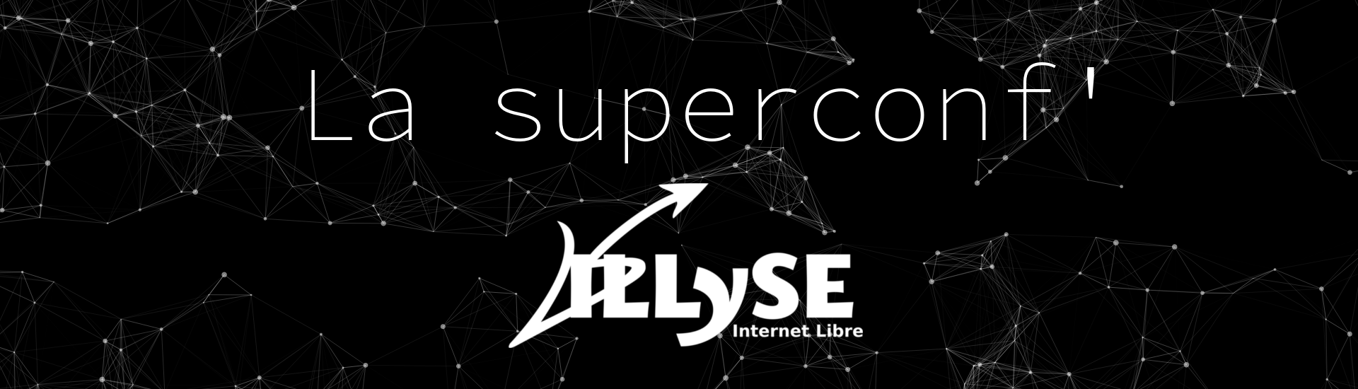 Superconf Illyse Poster
